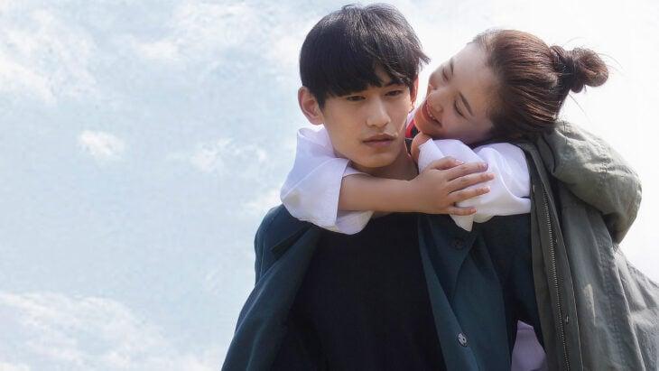 Escena del drama chino My Amazing Boyfriend