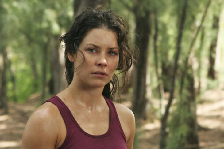 Evangeline Lilly  para la serie:Lost; 15 Celebridades que se dicen arrepentidas de los papeles que han tomado