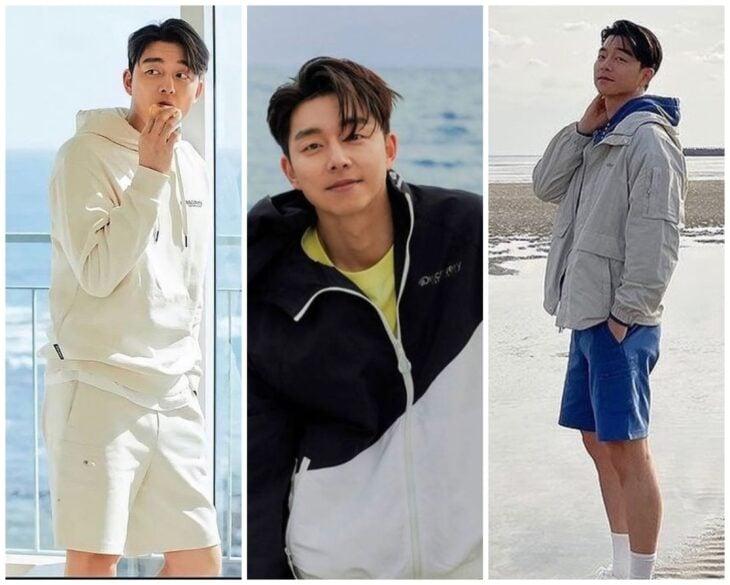 Gong Yoo; 15 Galanes asiáticos por los que sí cambiarías a tu novio