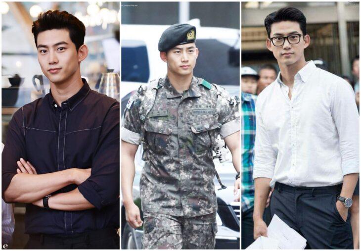 Taecyeon; 15 Galanes asiáticos por los que sí cambiarías a tu novio
