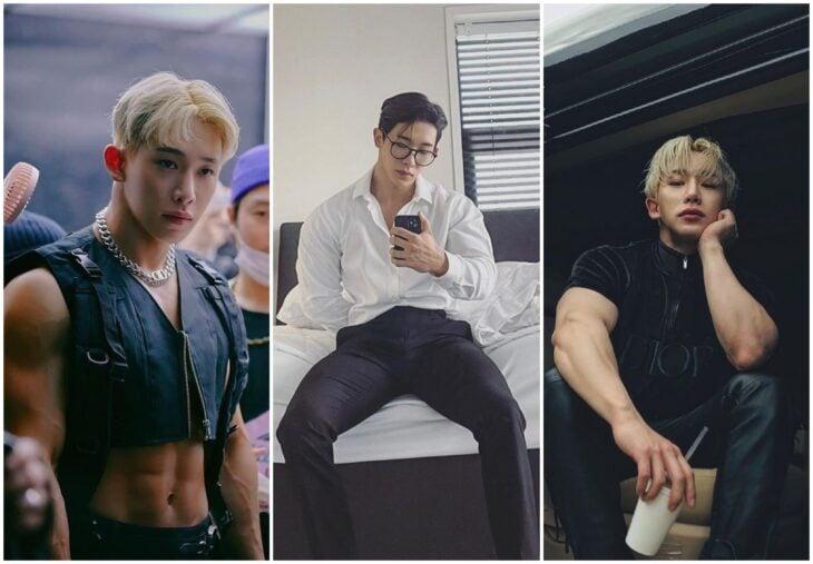Wonho; 15 Galanes asiáticos por los que sí cambiarías a tu novio