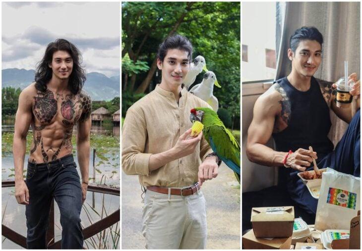 Paing Takhon; 15 Galanes asiáticos por los que sí cambiarías a tu novio