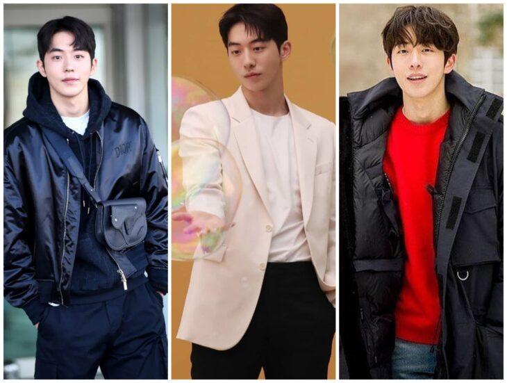 Nam Joo Hyuk;  15 Galanes asiáticos por los que sí cambiarías a tu novio