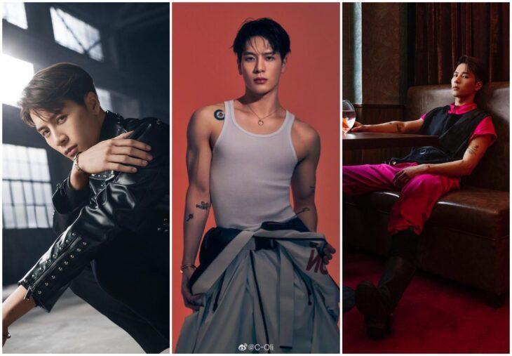 Jackson Wang; 15 Galanes asiáticos por los que sí cambiarías a tu novio