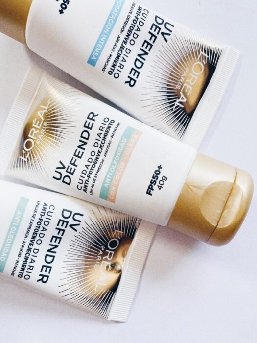 L'Oreal Paris Anti-photoaging daily care SPF 50+; 5 tinted sunscreens to protect your skin