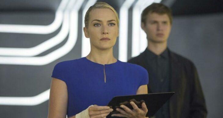 Kate Winslet en la película de Divergente