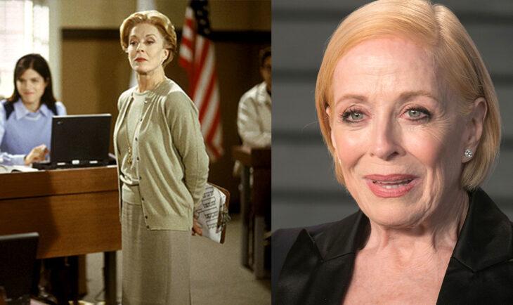 Holland Taylor antes y después de la película legalmente rubia