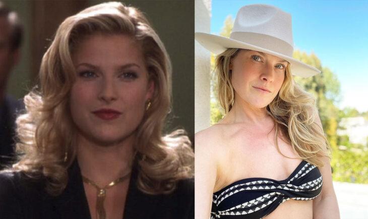 Ali Larter antes y después de la película legalmente rubia