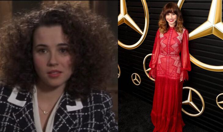 Linda Cardellini  antes y después de la película legalmente rubia