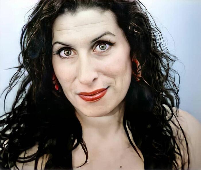Amy Winehouse si viviera actualmente