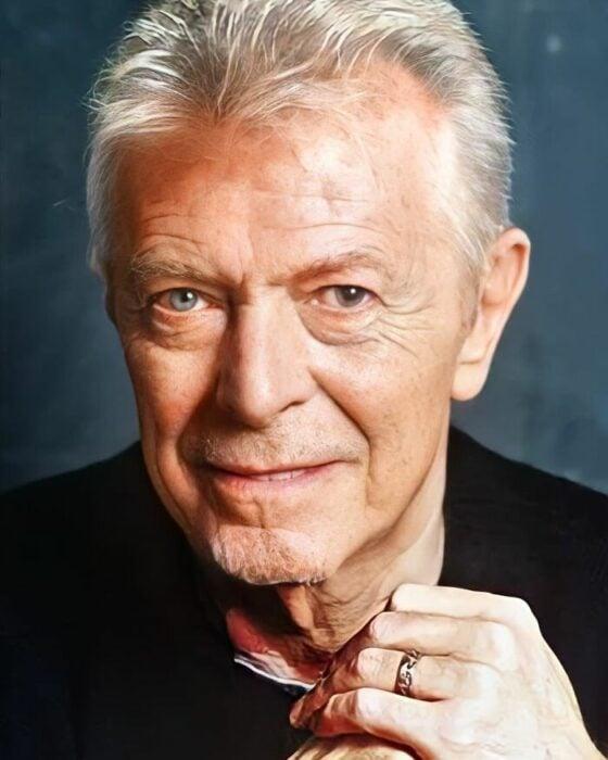 David Bowie  si viviera actualmente