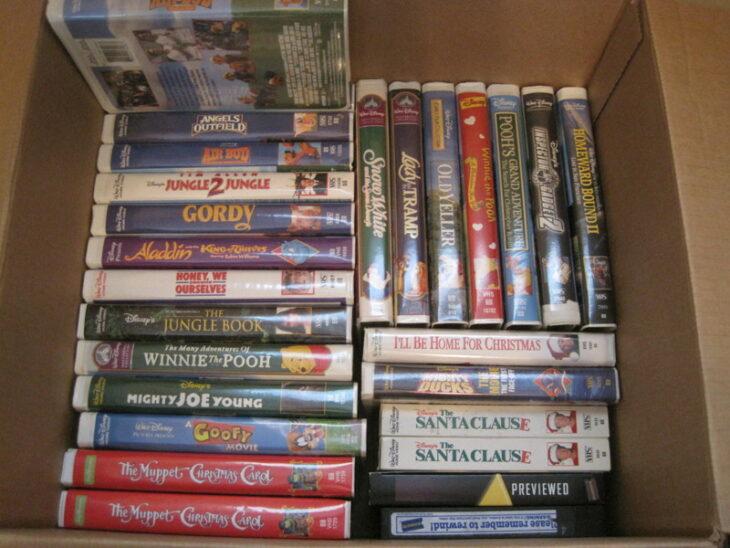Colección de películas de Disney