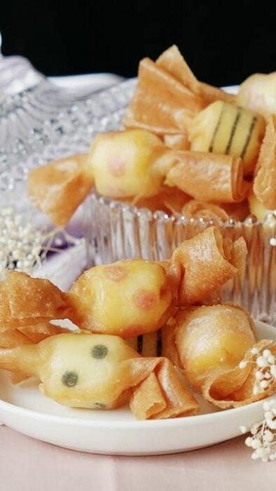 pan crocante con mantequilla; Panecillos suavecitos que te derretirán el paladar