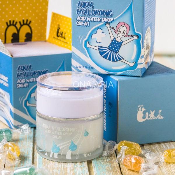 Crema de acido hialurónico hidratante; Productos asiáticos que deberías sumar a tu rutina de belleza