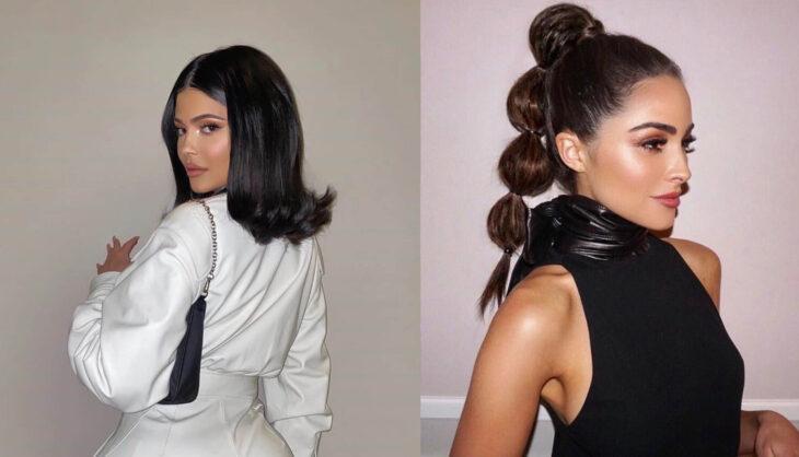 Peinados que serán tendencia en primavera 2021 como el flip en las puntas y las coletas de burbuja