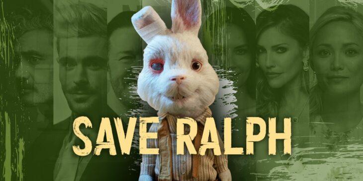Escena promocional del contrometraje Save Ralph