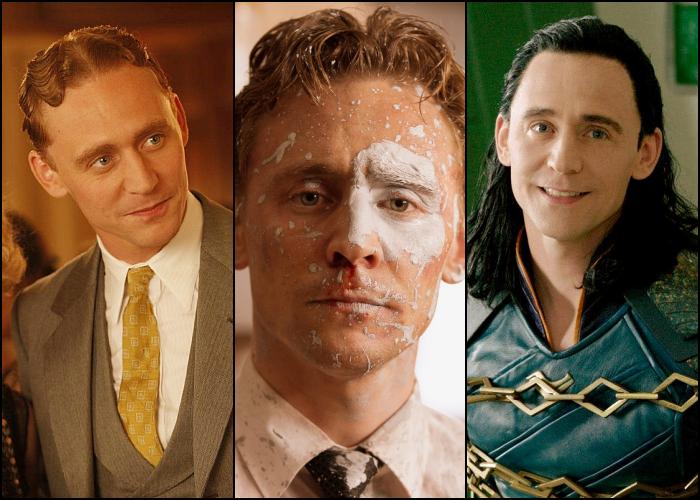 Tom Hiddleston en películas