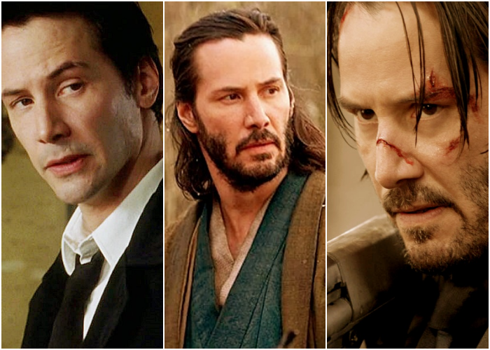 Keanu Reeves en películas