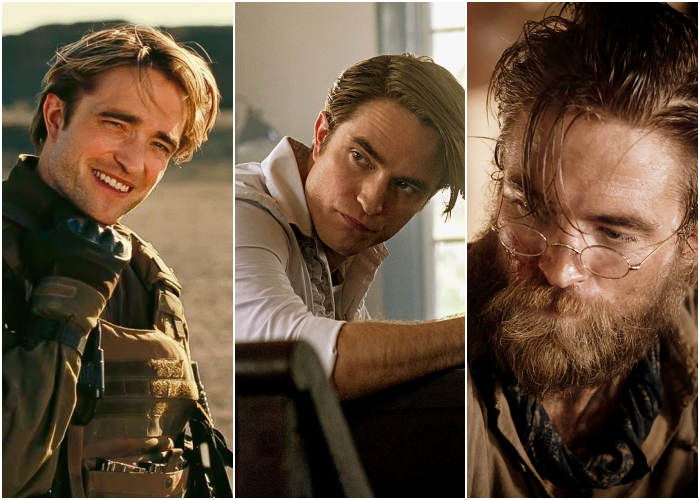 Robert Pattinson en películas
