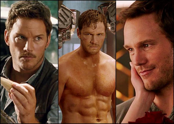 Chris Pratt en películas