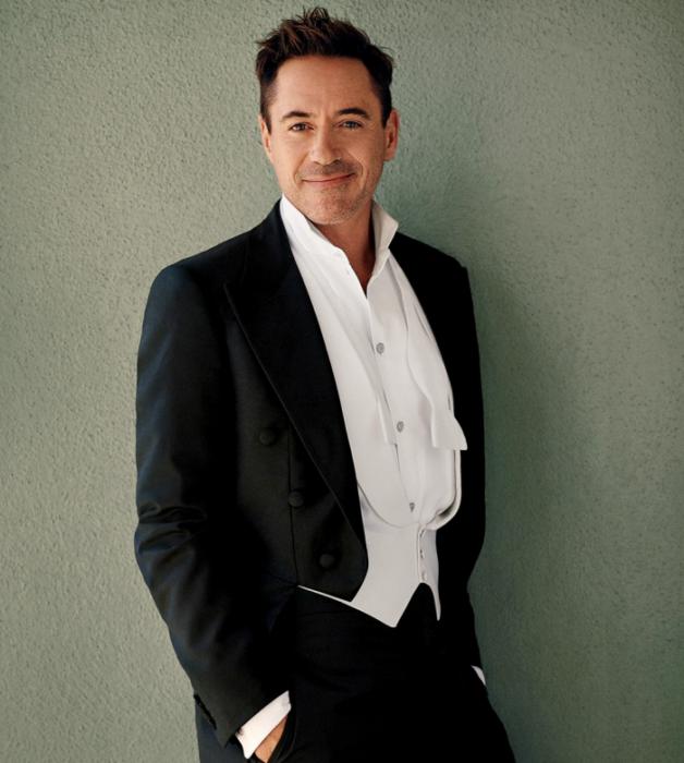 sesión de fotos de Robert Downey Jr.
