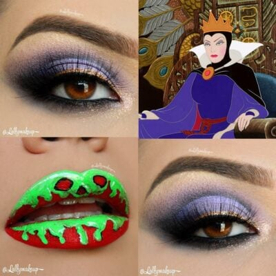 30 fabulous makeups inspired by classic cartoons 20