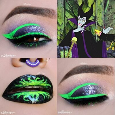 30 fabulous makeups inspired by classic cartoons 17