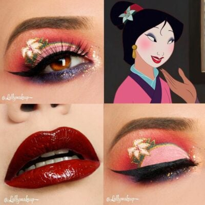 30 fabulous makeups inspired by classic cartoons 9