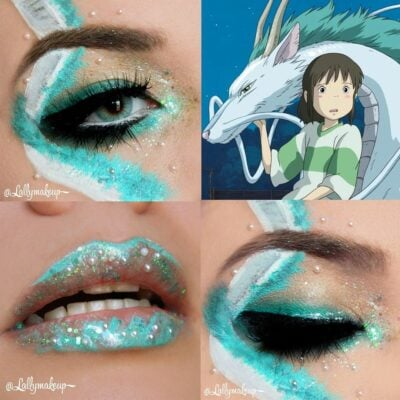 30 fabulous makeups inspired by classic cartoons 28