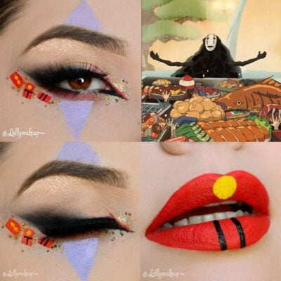 30 fabulous makeups inspired by classic cartoons 27