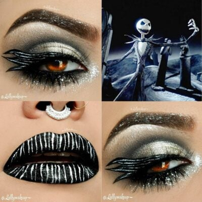30 fabulous makeups inspired by classic cartoons 25