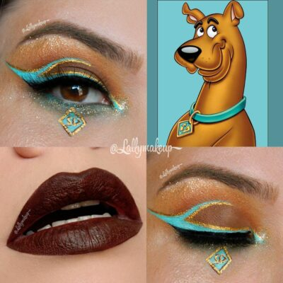 30 fabulous makeups inspired by classic cartoons 23