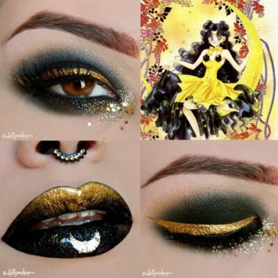 30 fabulous makeups inspired by classic cartoons 3