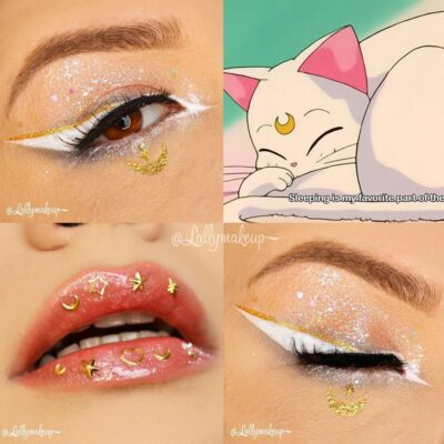 30 fabulous makeups inspired by classic cartoons 2