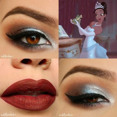 30 fabulous makeups inspired by classic cartoons 14