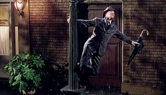 Singin' In The Rain de 1952
