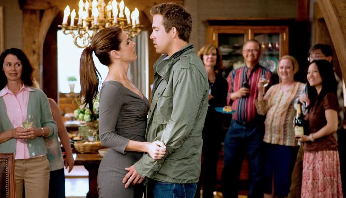 escena de The Proposal