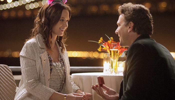 escena de The Five Year Engagement