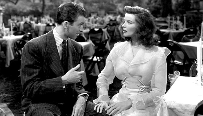 escena de The Philadelphia Story