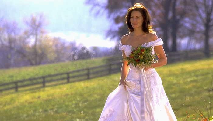 escena de Runaway Bride