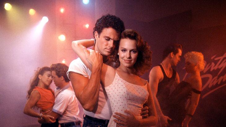 Poster de la serie, Dirty Dancing