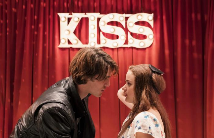 escena de The Kissing Booth