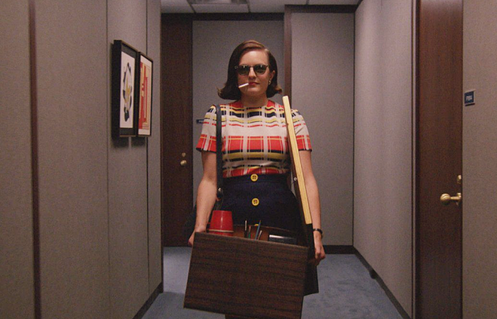 Peggy Olson en Mad Men