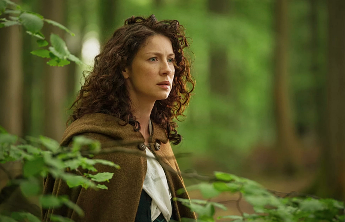 Claire Randall en Outlander
