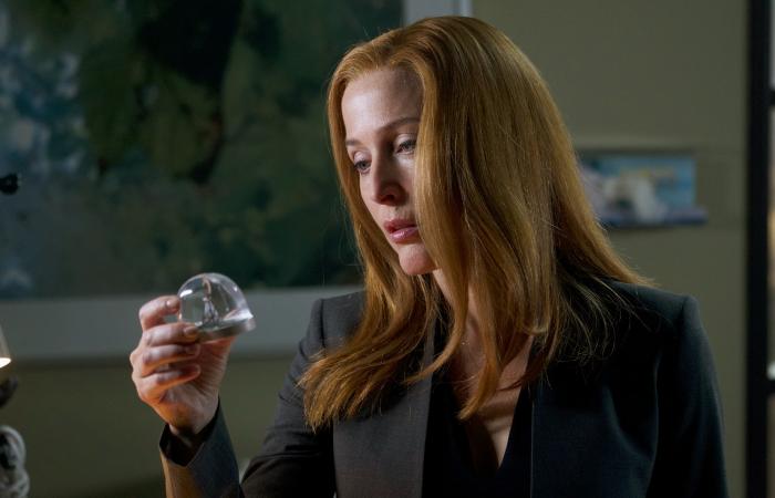 Dana Scully de X-Files
