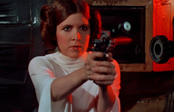 Princess Leia de Star Wars
