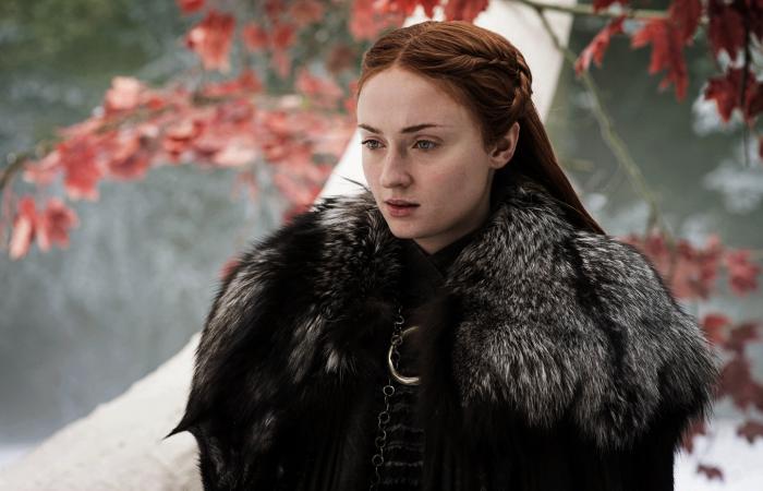 Sansa Stark en Game Of Thrones