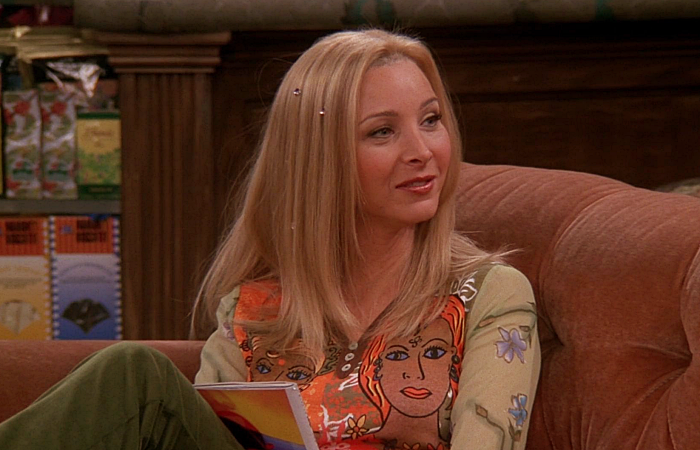 Phoebe Buffay en Friends