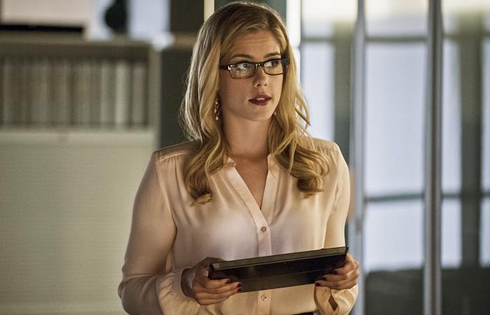 Felicity Smoak en Arrow