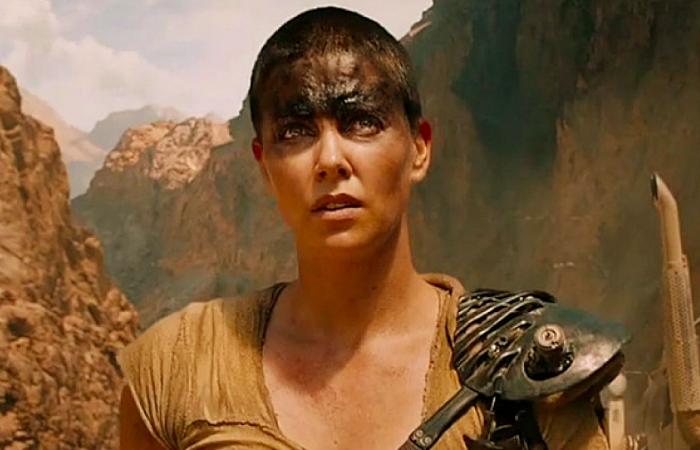 Imperator Furiosa en Mad Max: Fury Road